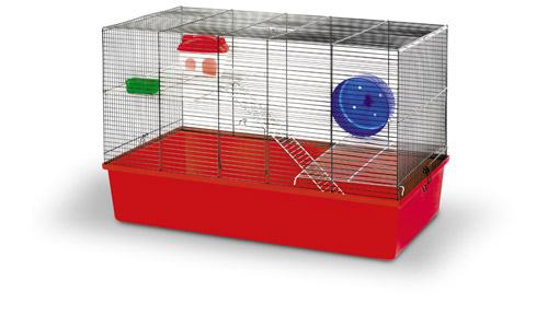 Hamsterkooi hamster 22 kooien knaagdieren - Schilderij kooi d trap ...